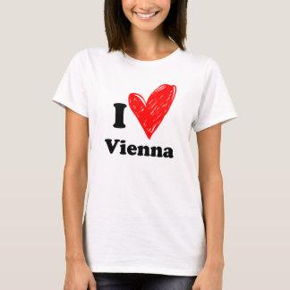T-shirt I love Vienna