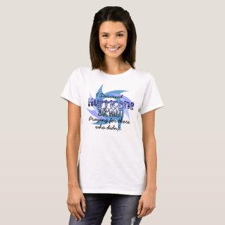 T-shirt I ouragan IRMA 2017 de Survivved