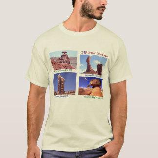 T-shirt I roches de rouge de Luv