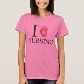 T-shirt I soins de coeur
