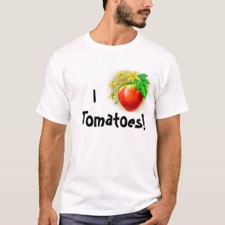 T-shirt I tomates de coeur !