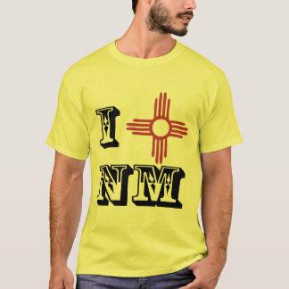 T-shirt I Zia Nouveau Mexique