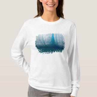 T-shirt Icebergs de visionnement dans le bleu dans la