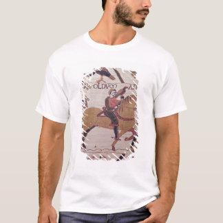 T-shirt Ici le type de compte mène le comte Harold à