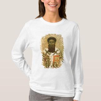 T-shirt Icône d'archevêque de St Gregory de Salonique