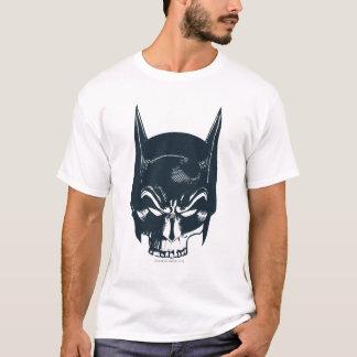 T-shirt Icône de capot/crâne de Batman