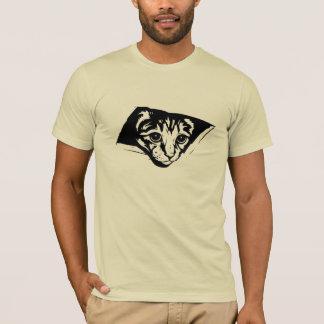 T-shirt Icône de chat de plafond