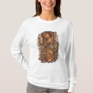 T-shirt Icône de la Vierge bénie avec trois mains