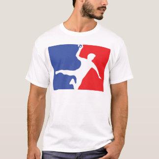 T-shirt Icône de légende de handball