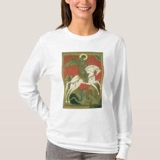 T-shirt Icône de St George et du dragon