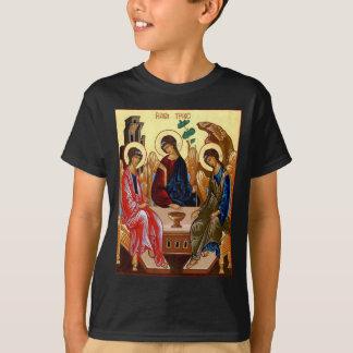 T-shirt Icône de trinité
