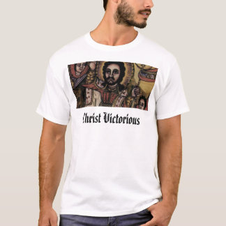 T-shirt Icône le Christ victorieux, le Christ victorieux