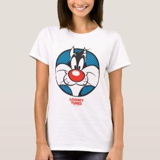 T-shirt Icône pointillée de SYLVESTER™