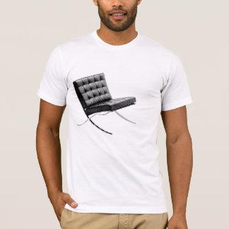 T-shirt iconique d'objets - chaise de Barcelone