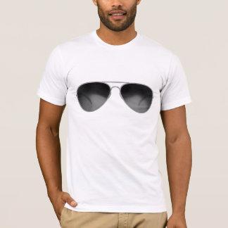 T-shirt iconique d'objets - nuances d'aviateur