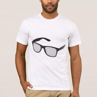 T-shirt iconique d'objets - verres