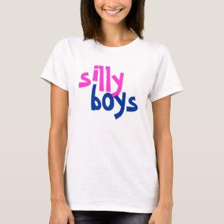 T-shirt idiot, garçons