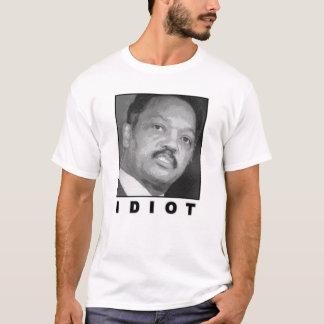 T-shirt Idiot : Jesse Jackson