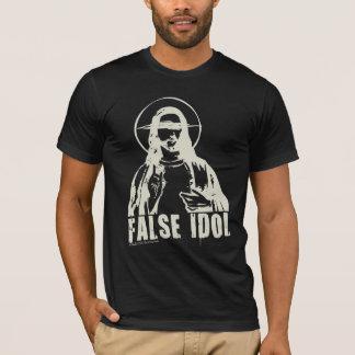 T-shirt Idole faux (chemises foncées)