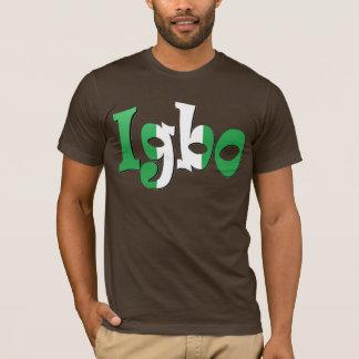 T-shirt Igbo (drapeau nigérien)