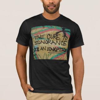 T-shirt ignorance