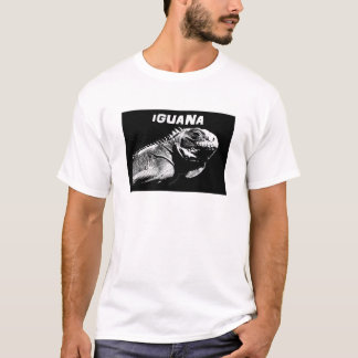 T-shirt iguana-shirt
