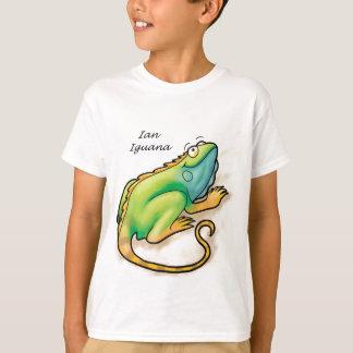 T-shirt Iguane d'Ian