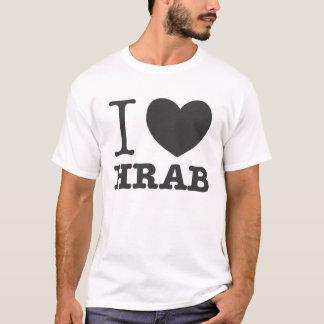 T-shirt IheartHrab