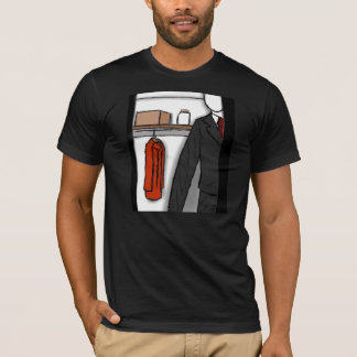 T-shirt Il est à l'intérieur de votre cabinet