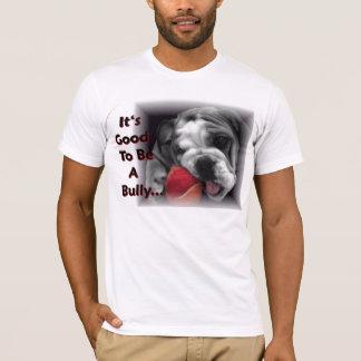 T-shirt il est bon d'être un despote