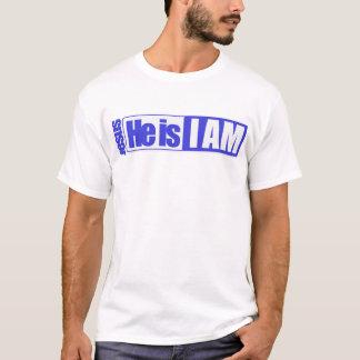 T-shirt Il est MOI SUIS BLEU