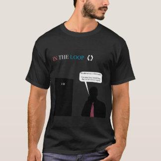 T-shirt Il n'a pas dit imprévu