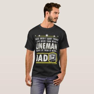 T-shirt Il n'y a pas amour de beaucoup de choses I