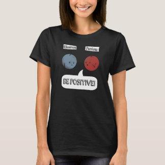 T-shirt Il voit positive !
