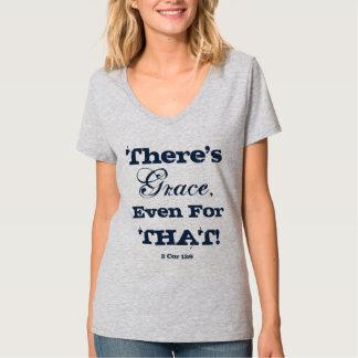 T-shirt Il y a de grâce