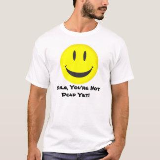 T-shirt Il y a toujours une raison de sourire !