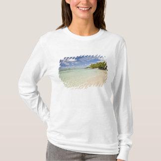 T-shirt Ile Cerf aux., la plupart de voyage populaire de
