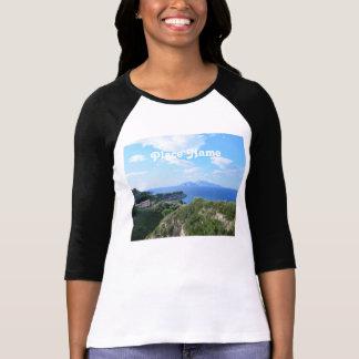 T-shirt Île de Capri
