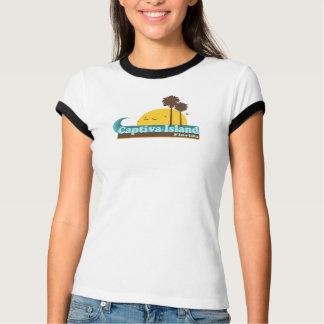 T-shirt Île de Captiva