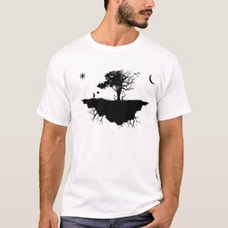 T-shirt Île de cauchemar