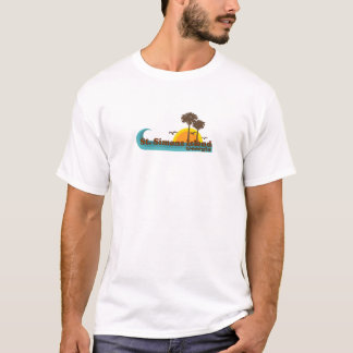 T-shirt Île de St Simons