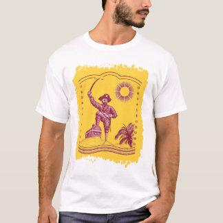 T-shirt Île de trésor de pirate