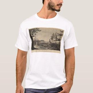 T-shirt Île des pins, Nouvelle-Calédonie