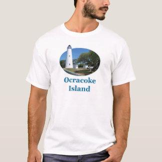 T-shirt Île d'Ocracoke, la Caroline du Nord