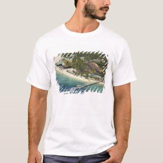 T-shirt Île-hôtel de plantation, île de Malolo Lailai