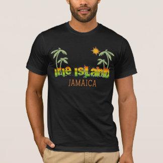 T-shirt Île Jamaïque d'Irie