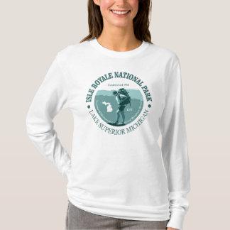 T-shirt Île Royale NP