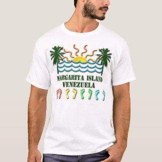 T-shirt Île Venezuela de margarita