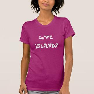 T-shirt Îles d'amour