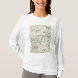 T-shirt Îles, l'Océan Atlantique